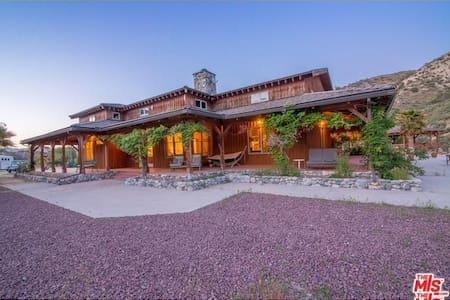 Luxury Ranch home with Horse facilities - Santa Clarita - Dom
