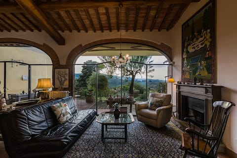 Florence Country Side: Το Giogoli είναι ένα μέρος για να βρίσκεσαι!