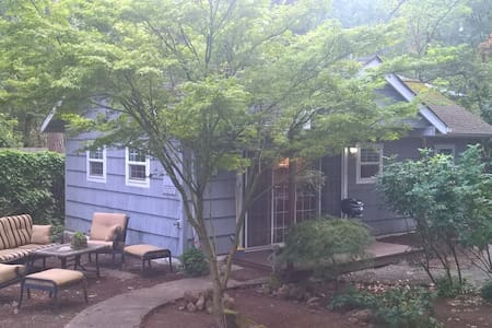 Cottage in the Woods - Lake Oswego