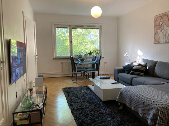 Exclusive one bed apartment on Kungsholmen