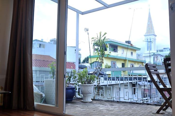 Tony's Apartment - Ho Chi Minh City - Lejlighed