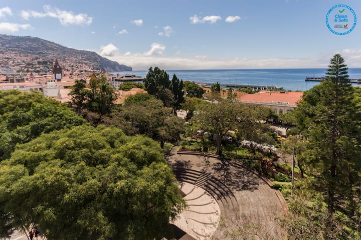 Perfect Location - Studio in Funchal center