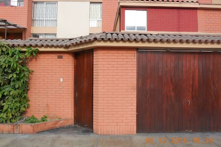 New 1 Room Flat in Lima, San Borja - San Borja - Townhouse