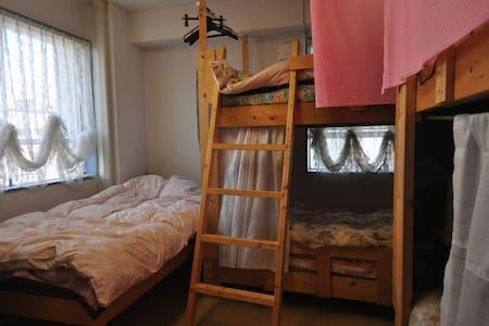 ゲストハウス アンペ荘 Guest House Anpesou 5 - Chūō-ku, Niigata-shi - Pensione