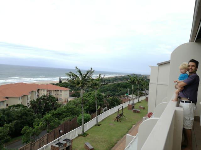 180' Seaview @ Illovo Beach