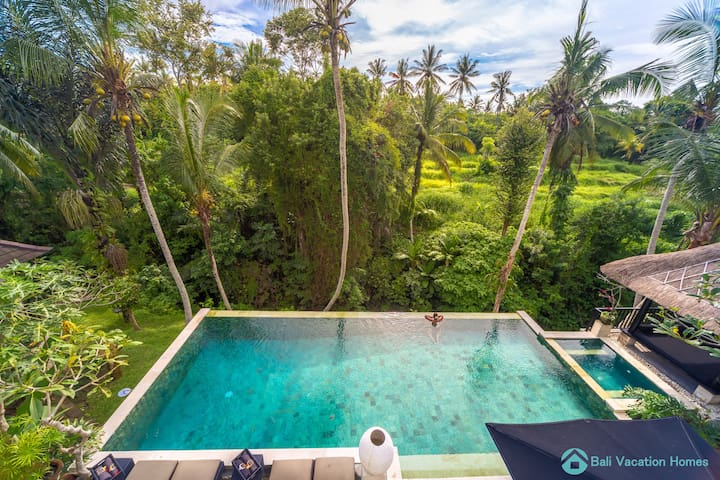 Luxury Villa in Ubud! FREE PICKUP!