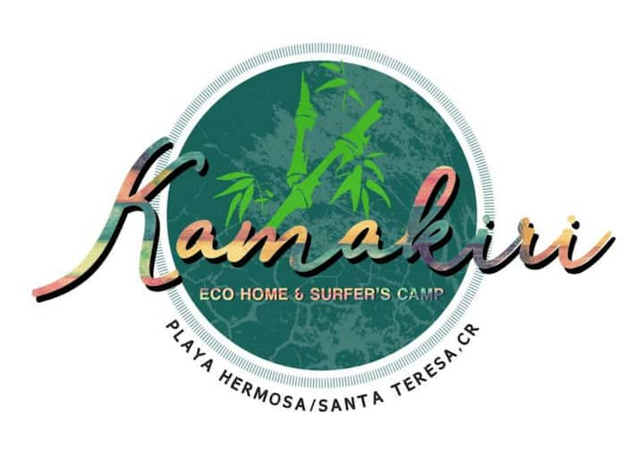 Kamakiri Eco Home & The Surfer's Camp