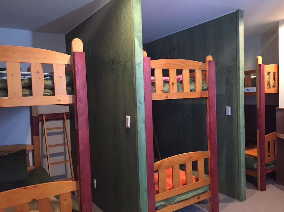 Dorm Room bunk bed.High head clearance