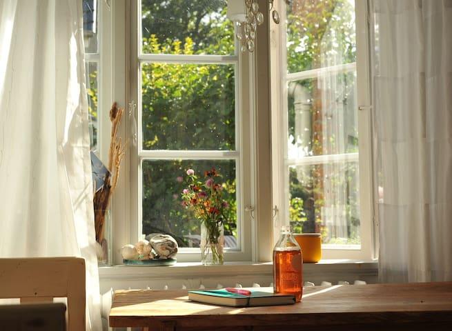 """Kleine gemütliche Wohnung  """"Chilli""""  in Wyk - Wyk auf Föhr - Appartement"""