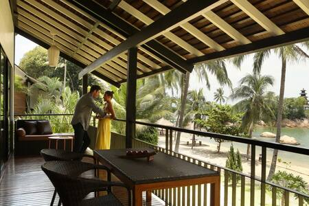 Breezy seaview suite in Batam - Huoneisto