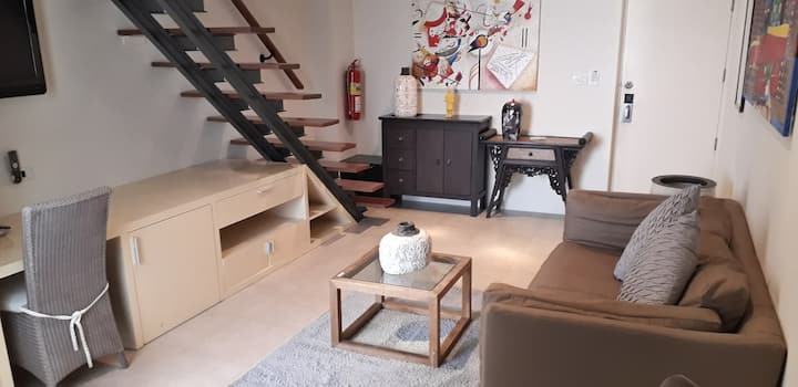 A modern Lofts studio in the heart of Patong