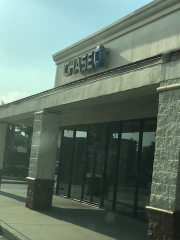 Chase Bank Drive-Thru and ATM 0.8 miles