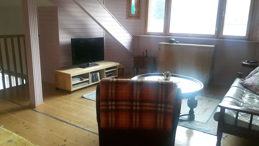 Spacious bedroom near Helsinki Airport - Vantaa - Casa