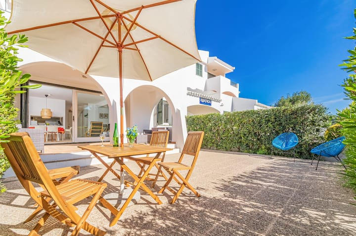 Albatros apartment - Golf and beach - Menorca