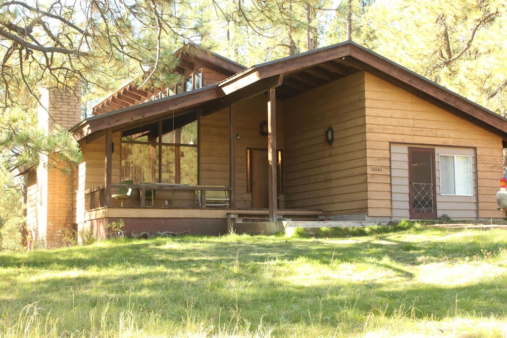 Guest Cabin At Hall Creek Cabins For Rent In Greer