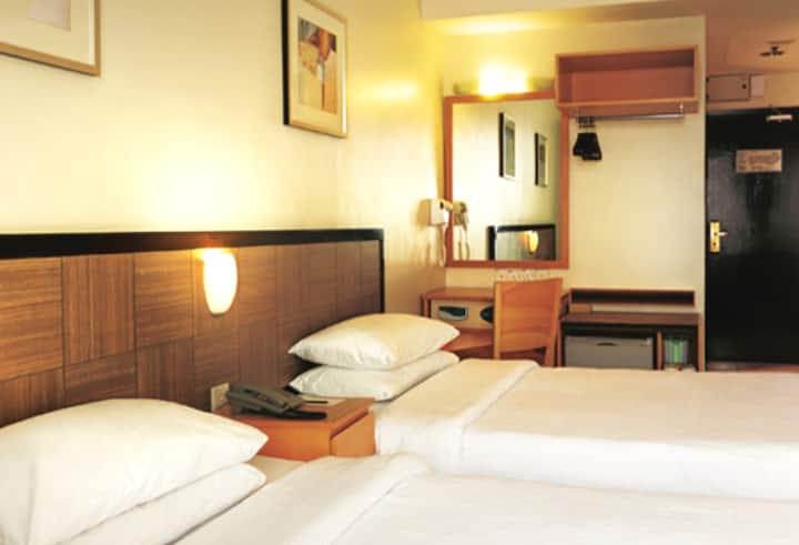 Deluxe room at First World Hotel in GH (C)