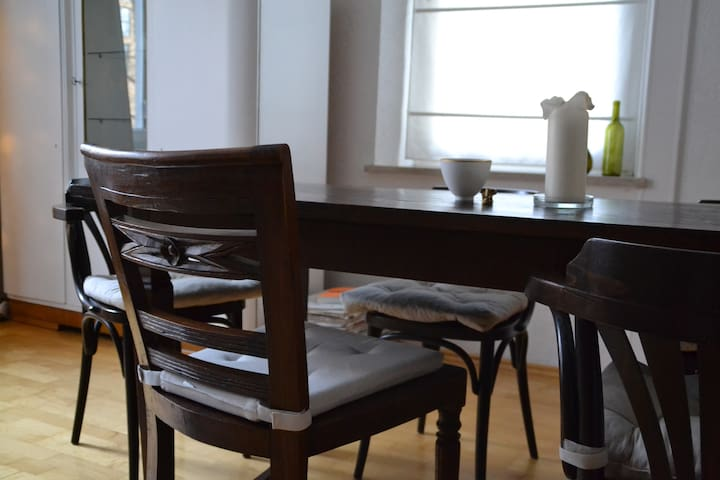 Vegan friendly flatshare - Augsburg - Condominium