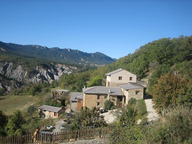 Ideal para familias, en el Pirineo - Torre la Ribera