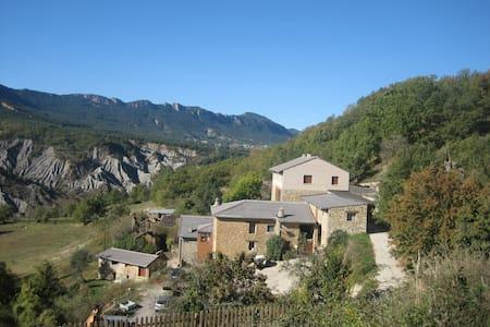 Casa Rural Tomaso - Ideal para familias - Pirineo