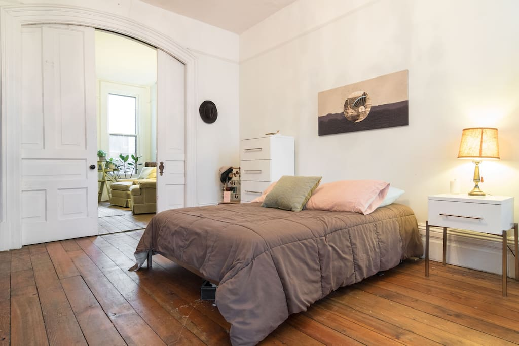 Bedroom Floor Creaks