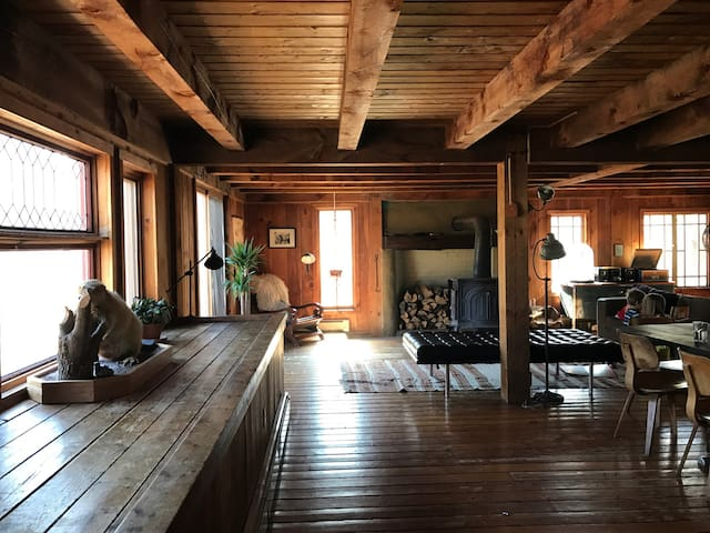 Rustic Farm House Upstate