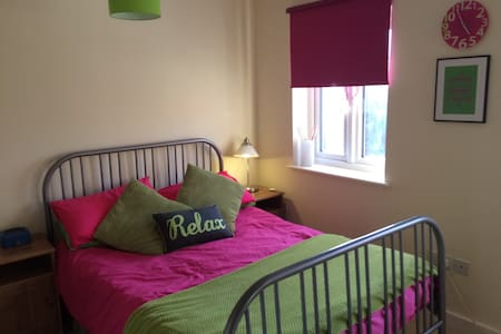 Double room in a friendly house! - Southampton - Casa