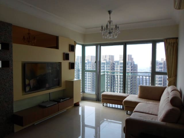 Furnished Tung Chung Apt with view