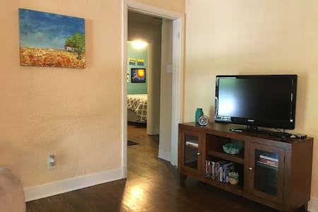 Charming 1BR in Heart of Memphis - Memphis - House