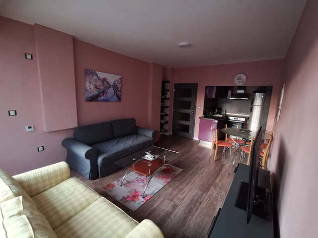 Nice Cosy Apartment Varna Center
