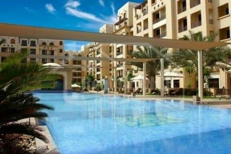 Spacious 1bedroom apt with parking - Dubai