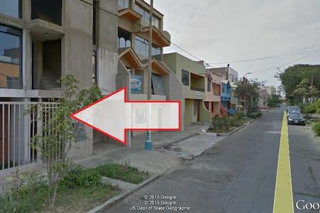 Habitación en el tercer piso - Trujillo