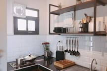 Cozy Industrial Chic apartment in Antipolo