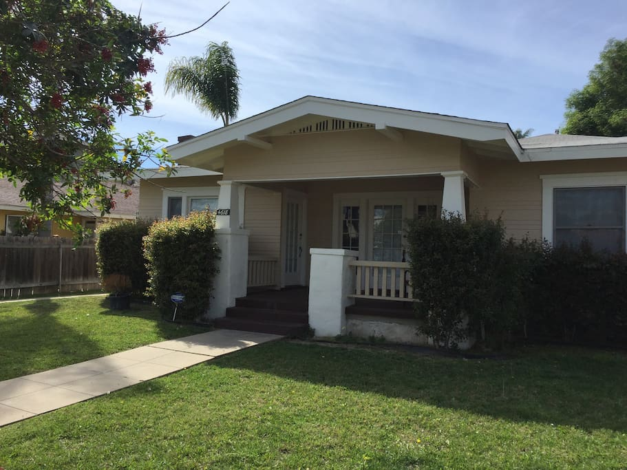 Entire 2 Bedroom Home In Kensington San Diego Houses For Rent In San Diego California