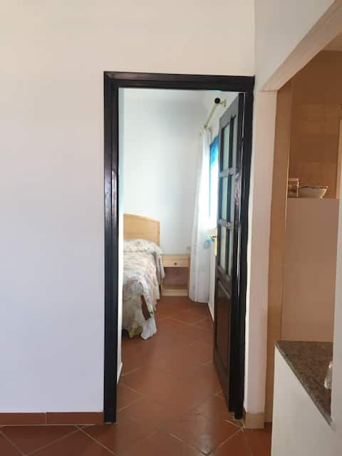Apartment in oued laou opposite the roundabout