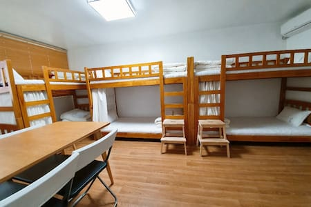 For only female 6-bed room_Byulbam Guest House