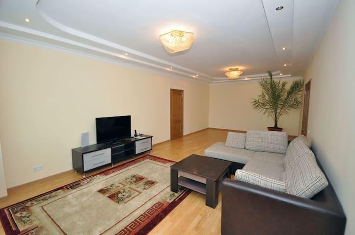 """Апартаменты с одной спальной  ЖК """"Северное сияние"""" - Astana - Service appartement"""