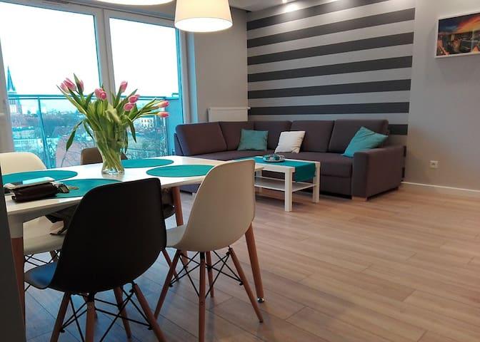 Apartament Kopernik - Olsztyn - Apartemen
