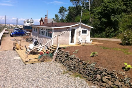 Oceanfront Cottage-Harbourville, Nova Scotia - Berwick - 小木屋