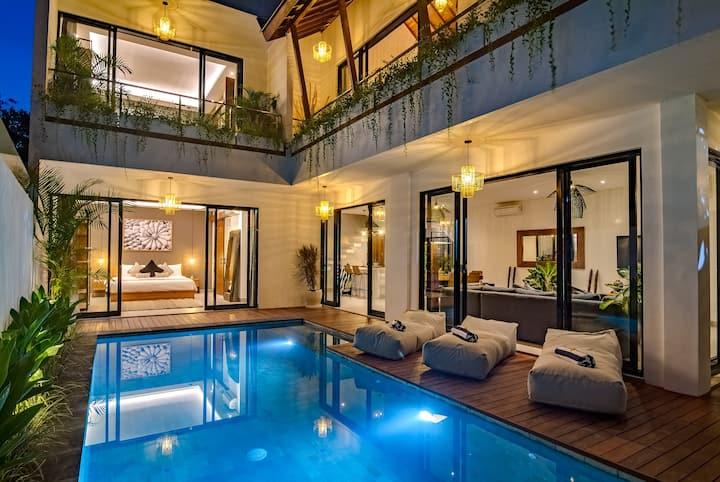 Brand new luxury Villa Meraviglia 3A/C en-suite BR