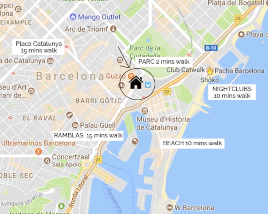 Barcellona Appartamenti In Affitto