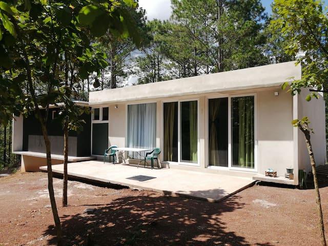 """Habitaciones en Casa """"La Quinta Porra"""""""