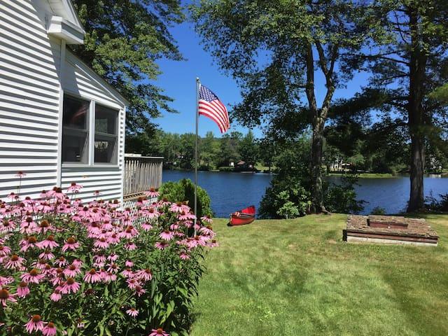 Charming & Peaceful Lake House - 2nd bath ready