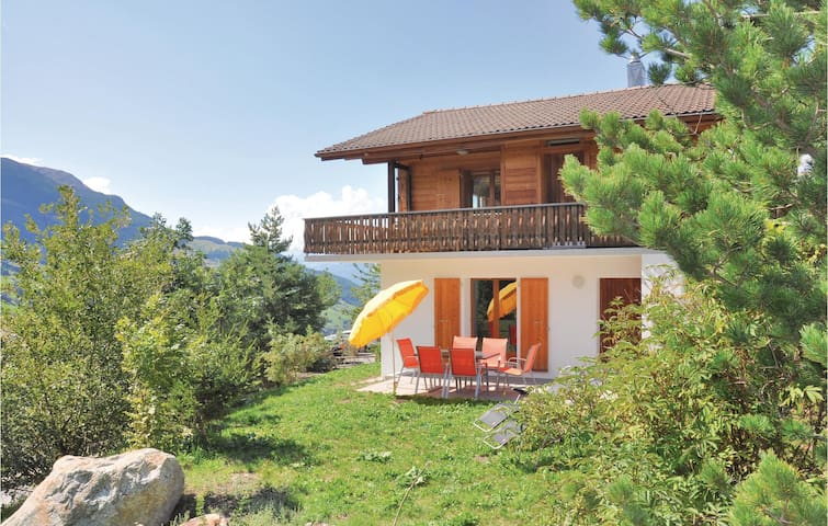 Holiday apartment with 3 bedrooms on 68m² in Bürchen