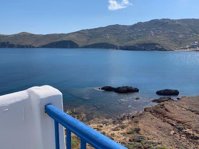 Ftelia Beach Sea View Apartment