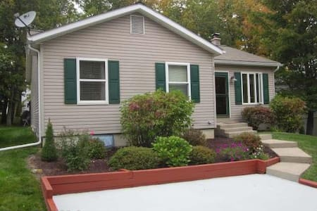 Basement suite with private entrance. - State College