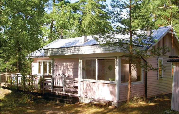 Holiday cottage with 2 bedrooms on 70m² in Yngsjö