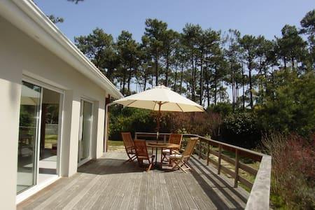 Agréable villa 6 personnes au CANON - Lège-Cap-Ferret - Villa