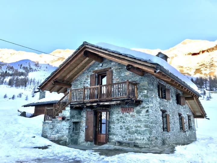 Baita Mountain Adventures Cabin - Solo Affitti Bre