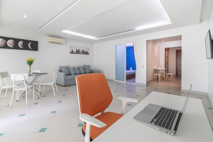 Apartment Condor 1BR  (8) Nai Harn