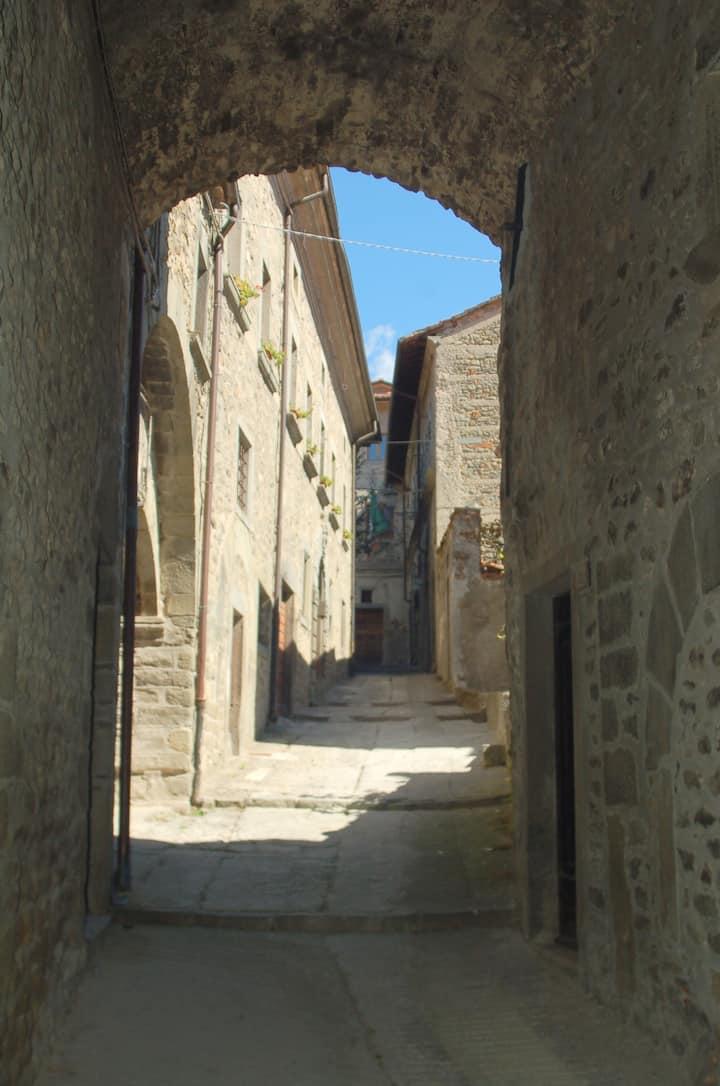 La stanza nel borgo